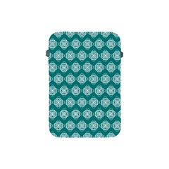 Abstract Knot Geometric Tile Pattern Apple Ipad Mini Protective Soft Cases by creativemom