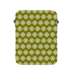 Abstract Knot Geometric Tile Pattern Apple Ipad 2/3/4 Protective Soft Cases by creativemom