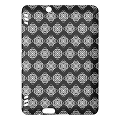 Abstract Knot Geometric Tile Pattern Kindle Fire Hdx Hardshell Case by creativemom