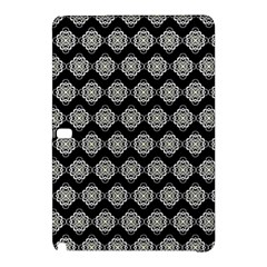 Abstract Knot Geometric Tile Pattern Samsung Galaxy Tab Pro 12 2 Hardshell Case by creativemom