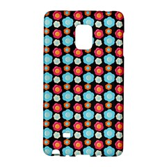 Colorful Floral Pattern Galaxy Note Edge by creativemom