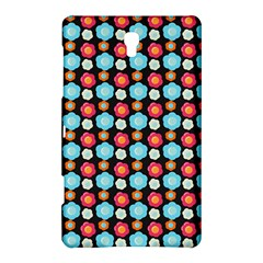 Colorful Floral Pattern Samsung Galaxy Tab S (8.4 ) Hardshell Case  by creativemom
