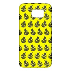Ladybug Vector Geometric Tile Pattern Galaxy S6 by creativemom