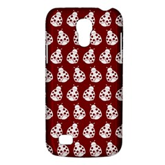 Ladybug Vector Geometric Tile Pattern Galaxy S4 Mini by creativemom
