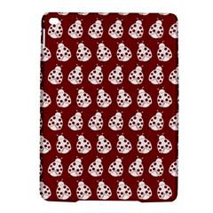 Ladybug Vector Geometric Tile Pattern Ipad Air 2 Hardshell Cases