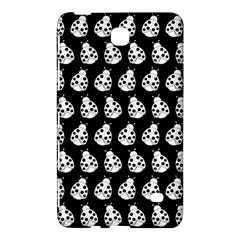 Ladybug Vector Geometric Tile Pattern Samsung Galaxy Tab 4 (7 ) Hardshell Case