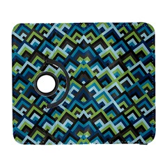 Trendy Chic Modern Chevron Pattern Samsung Galaxy S  Iii Flip 360 Case by creativemom