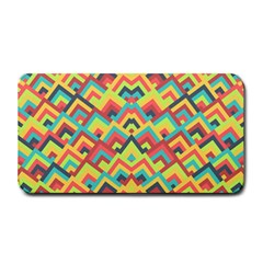 Trendy Chic Modern Chevron Pattern Medium Bar Mats by creativemom
