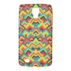 Trendy Chic Modern Chevron Pattern Galaxy S4 Active by creativemom