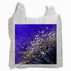 Dandelion 2015 0705 Recycle Bag (two Side)  by JAMFoto