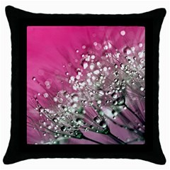 Dandelion 2015 0709 Throw Pillow Cases (black) by JAMFoto