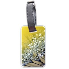 Dandelion 2015 0713 Luggage Tags (two Sides) by JAMFoto