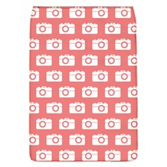 Modern Chic Vector Camera Illustration Pattern Flap Covers (l)  by creativemom