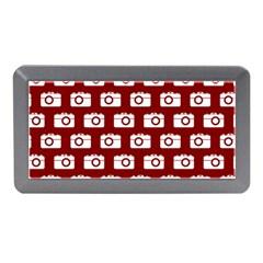 Modern Chic Vector Camera Illustration Pattern Memory Card Reader (Mini) by creativemom