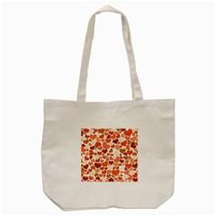 Heart 2014 0902 Tote Bag (Cream)