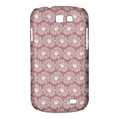 Gerbera Daisy Vector Tile Pattern Samsung Galaxy Express I8730 Hardshell Case  by creativemom