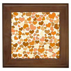 Heart 2014 0903 Framed Tiles by JAMFoto