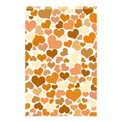 Heart 2014 0903 Shower Curtain 48  X 72  (small)  by JAMFoto