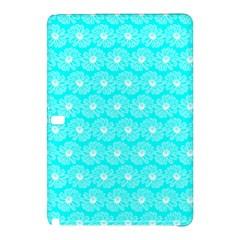 Gerbera Daisy Vector Tile Pattern Samsung Galaxy Tab Pro 12 2 Hardshell Case by creativemom