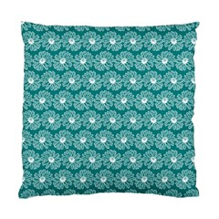 Gerbera Daisy Vector Tile Pattern Standard Cushion Case (one Side)  by creativemom