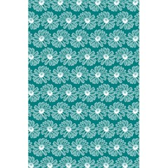 Gerbera Daisy Vector Tile Pattern 5 5  X 8 5  Notebooks by creativemom