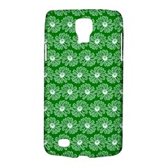 Gerbera Daisy Vector Tile Pattern Galaxy S4 Active by creativemom