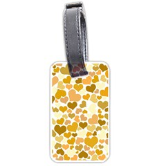 Heart 2014 0904 Luggage Tags (two Sides) by JAMFoto