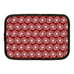Gerbera Daisy Vector Tile Pattern Netbook Case (medium)  by creativemom