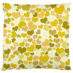 Heart 2014 0905 Large Flano Cushion Cases (two Sides)  by JAMFoto