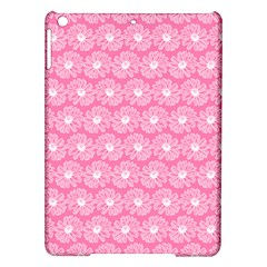 Pink Gerbera Daisy Vector Tile Pattern Ipad Air Hardshell Cases by creativemom