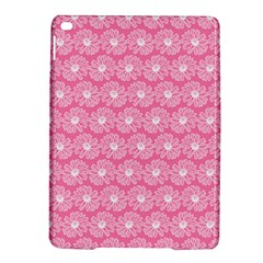 Pink Gerbera Daisy Vector Tile Pattern Ipad Air 2 Hardshell Cases by creativemom