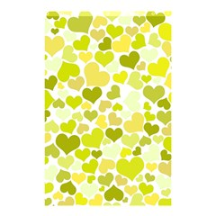 Heart 2014 0906 Shower Curtain 48  x 72  (Small)  by JAMFoto
