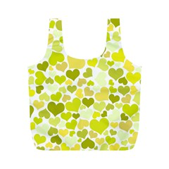 Heart 2014 0906 Full Print Recycle Bags (m)  by JAMFoto