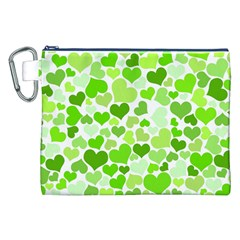 Heart 2014 0909 Canvas Cosmetic Bag (xxl)  by JAMFoto