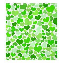 Heart 2014 0910 Shower Curtain 66  X 72  (large)