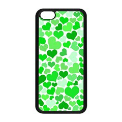 Heart 2014 0912 Apple Iphone 5c Seamless Case (black) by JAMFoto