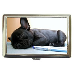 French Bulldog Puppy Cigarette Money Cases by TailWags