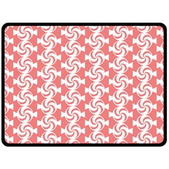 Candy Illustration Pattern  Fleece Blanket (large)  by creativemom