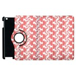 Candy Illustration Pattern  Apple iPad 3/4 Flip 360 Case Front