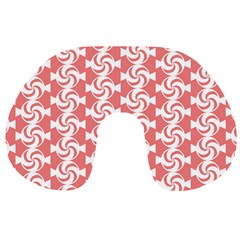 Candy Illustration Pattern  Travel Neck Pillows by creativemom