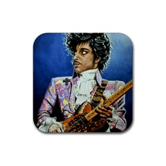 The Purple Rain Tour Rubber Coaster (square)