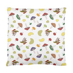 Mushrooms Pattern Standard Cushion Cases (two Sides)