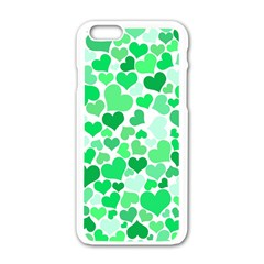 Heart 2014 0914 Apple Iphone 6 White Enamel Case by JAMFoto