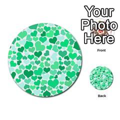 Heart 2014 0915 Multi Purpose Cards (round)  by JAMFoto