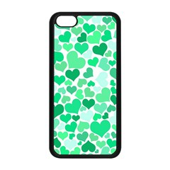 Heart 2014 0915 Apple Iphone 5c Seamless Case (black) by JAMFoto