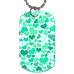 Heart 2014 0916 Dog Tag (One Side) by JAMFoto