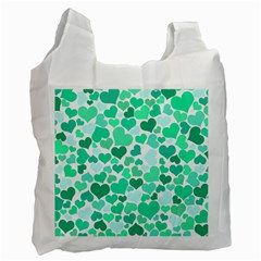 Heart 2014 0916 Recycle Bag (two Side)  by JAMFoto