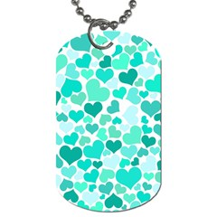 Heart 2014 0917 Dog Tag (two Sides) by JAMFoto