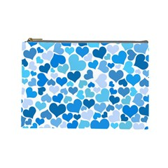 Heart 2014 0920 Cosmetic Bag (Large)  by JAMFoto