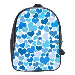 Heart 2014 0920 School Bags (xl)  by JAMFoto